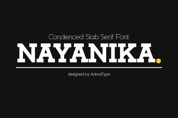 Nayanika Font