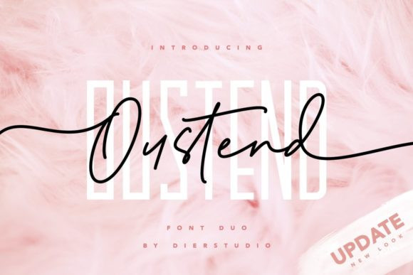 Oustend Font