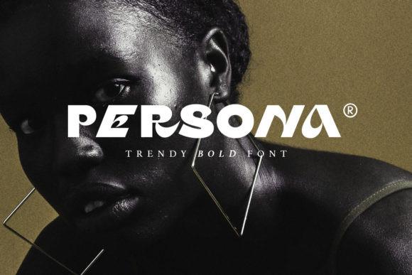 Persona Font