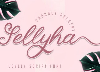 Sellyha Font