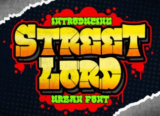 Street Lord Font