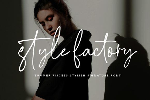 Summer Pisces Font