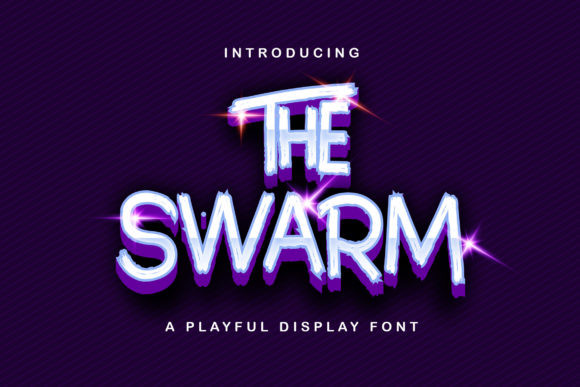 The Swarm Font