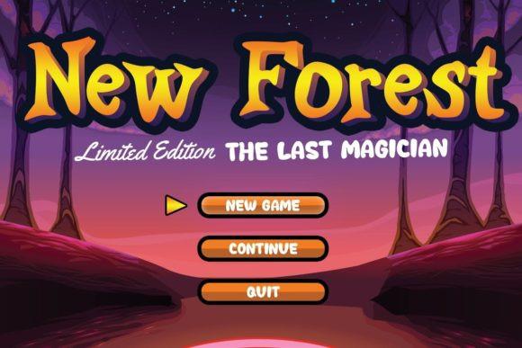 Magical World Font