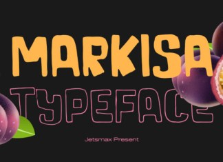 Markisa Font