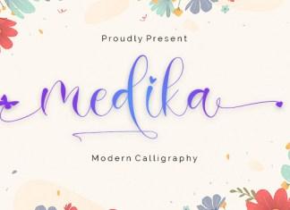 Medika Font