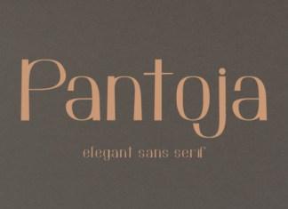 Pantoja Font