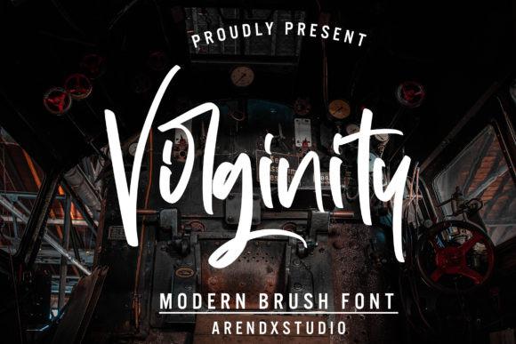 Virginity Font