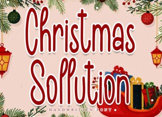 Christmas Sollution Font