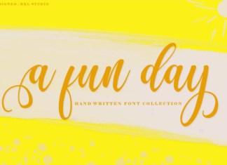 A Fun Day Font