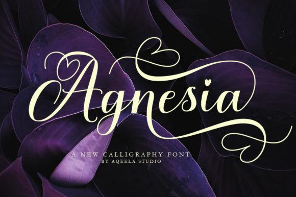 Agnesia Font