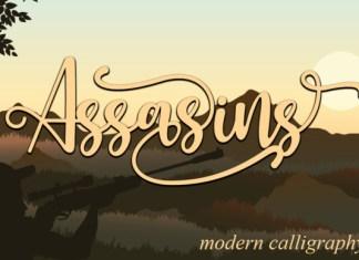 Assasins Font