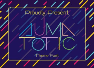 Automatic Font