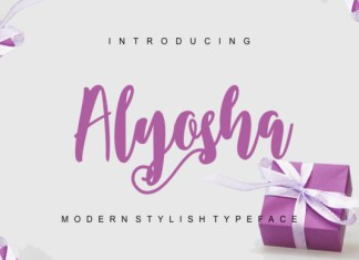 Alyosha Font