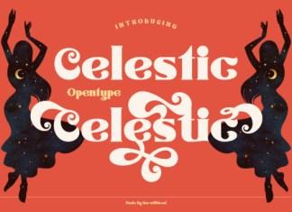 Celestic Font