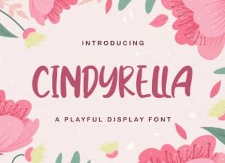 Cindyrella Font