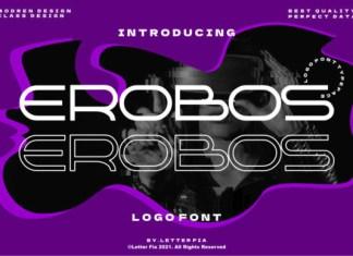 Erobos Font