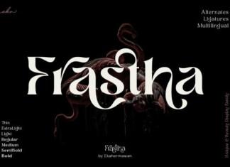 Frastha Font
