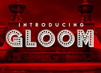 Gloom Font