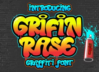 Griffin Rase Font