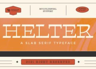 Helter Font