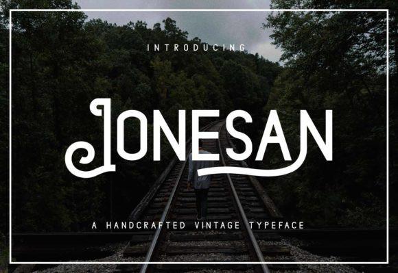 Jonesan Font