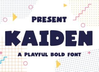 Kaiden Font