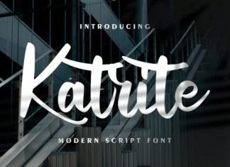 Katrite Font