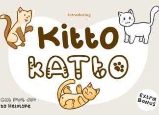 Kitto Font