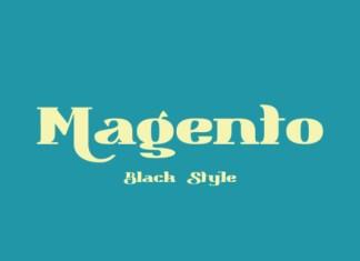 Magento Font