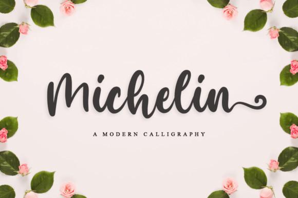 Michelin Font