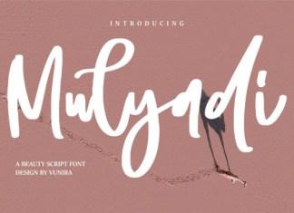 Mulyadi Font