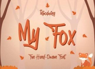 My Fox Font