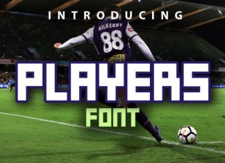 Players Font