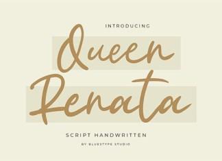 Queen Renata Font