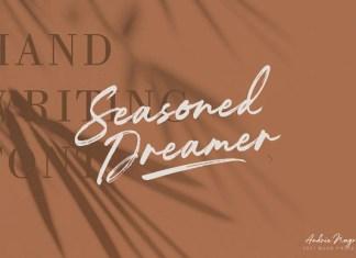Seasoned Dreamer Font