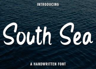 South Sea Font