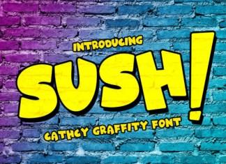 SUSH! Font