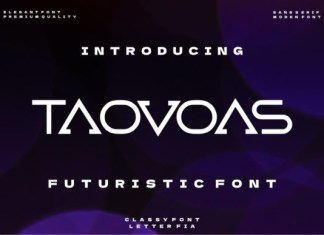Taovoas Font