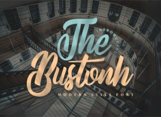 The Bustonh Font