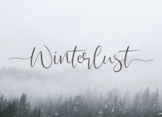 Winterlust Font