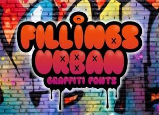 Fillings Urban Font
