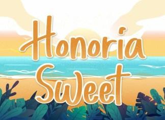 Honoria Sweet Font