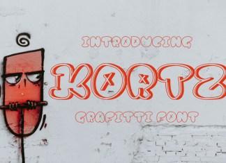 Kortz Font