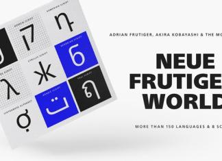 Neue Frutiger® World Font