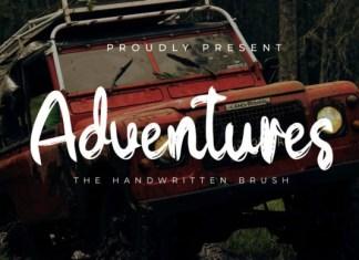 Adventures Font