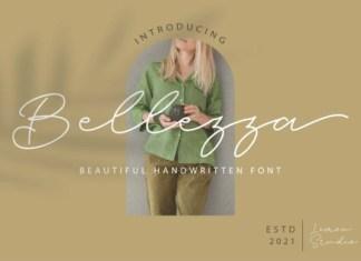 Bellezza Font