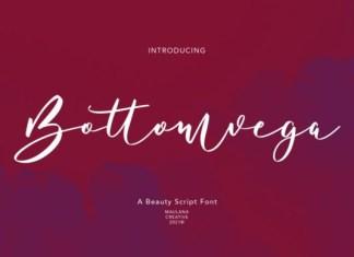 Bottomvega Font