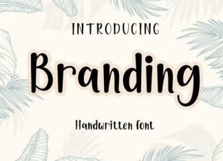 Branding Font