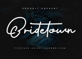Bridetown Font